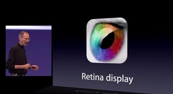 視網膜螢幕