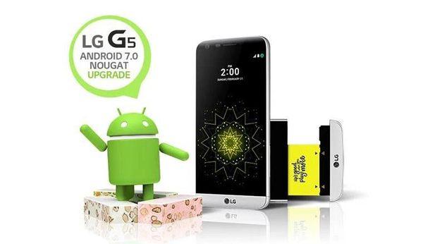 lg g5升級
