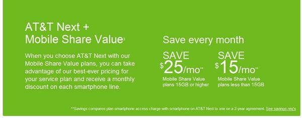 AT&T MOBILE SHARP VALUE