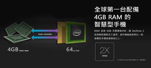 ASUS 4GB RAM