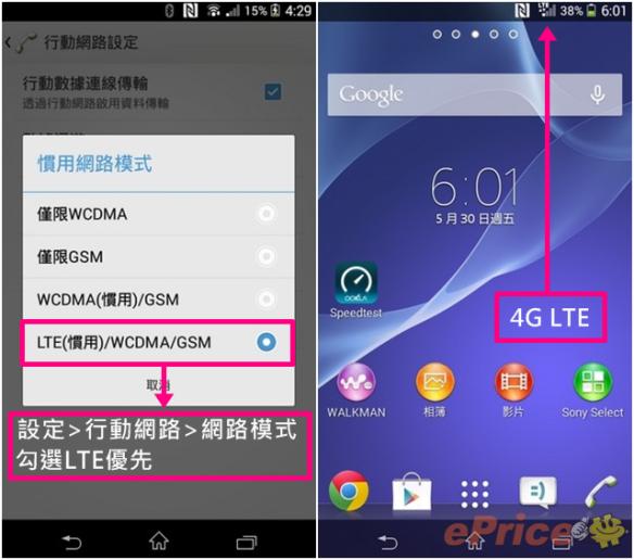 辦 4G 請等等,先去申請中華七天免費試用 - 6